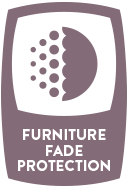 FURNITURE FADE PROTECTION - Keep your furniture looking newer for longer.